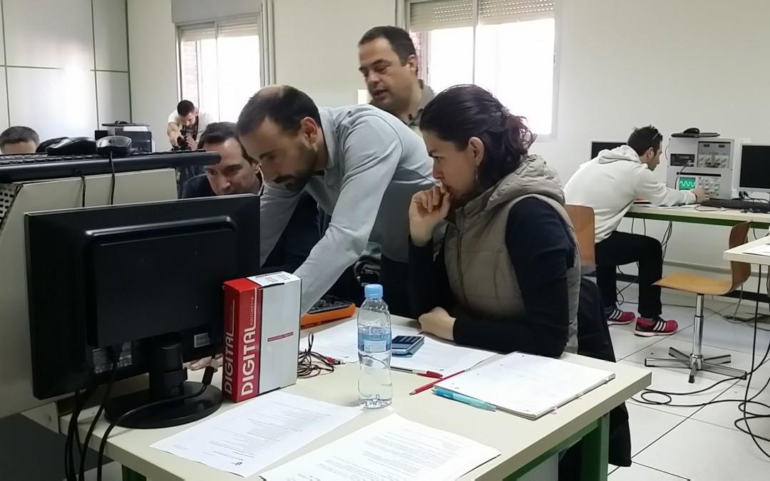 Prácticas presenciales en Salesianos Atocha para estudiantes de Udima y profesionales del sector.