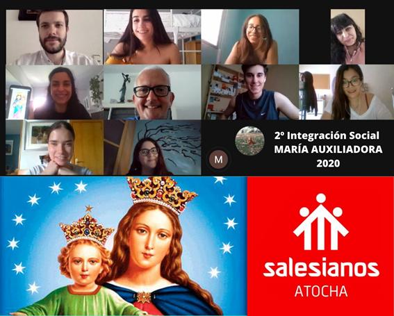 Celebración María Auxiliadora 2020 Online