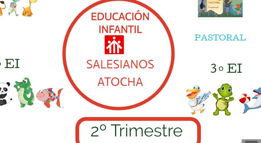EDUCACIÓN INFANTIL, 2º TRIMESTRE