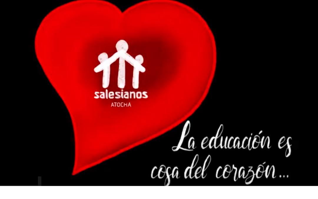 Corazones en Salesianos Atocha